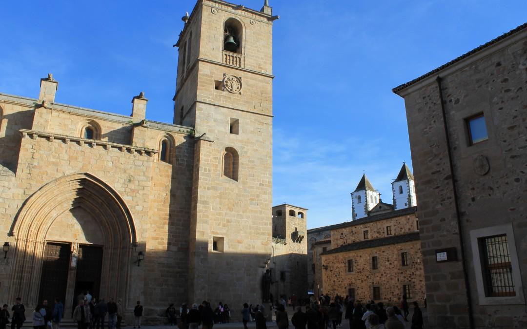 Viajes Supervisados: Cáceres. Del 24 al 27 de Marzo de 2016.