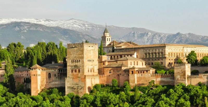 Viajes Supervisados: Granada. Del 12 al 16 de Octubre de 2016