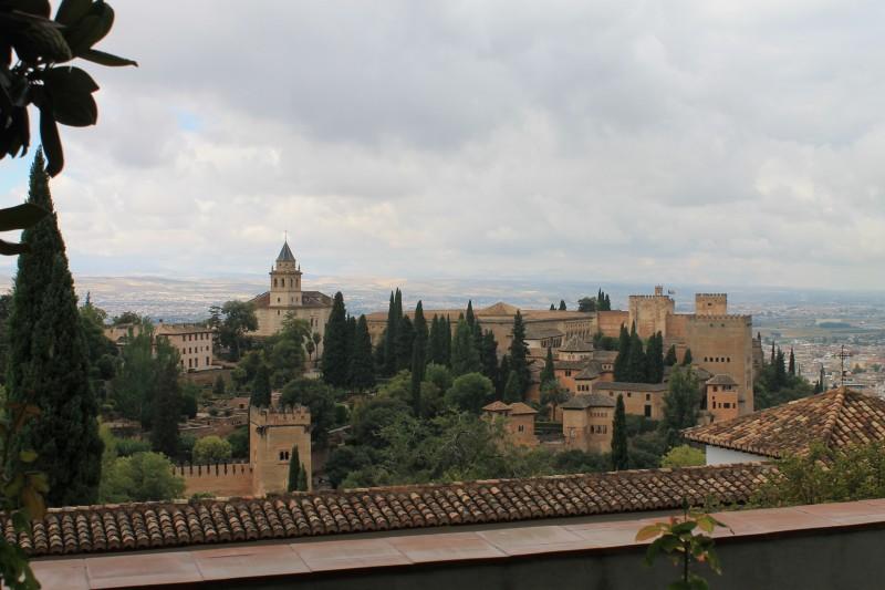 Viajes Supervisados: Granada