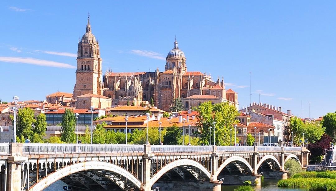 Viajes Supervisados: Salamanca. Del 13 al 16 de Abril de 2017
