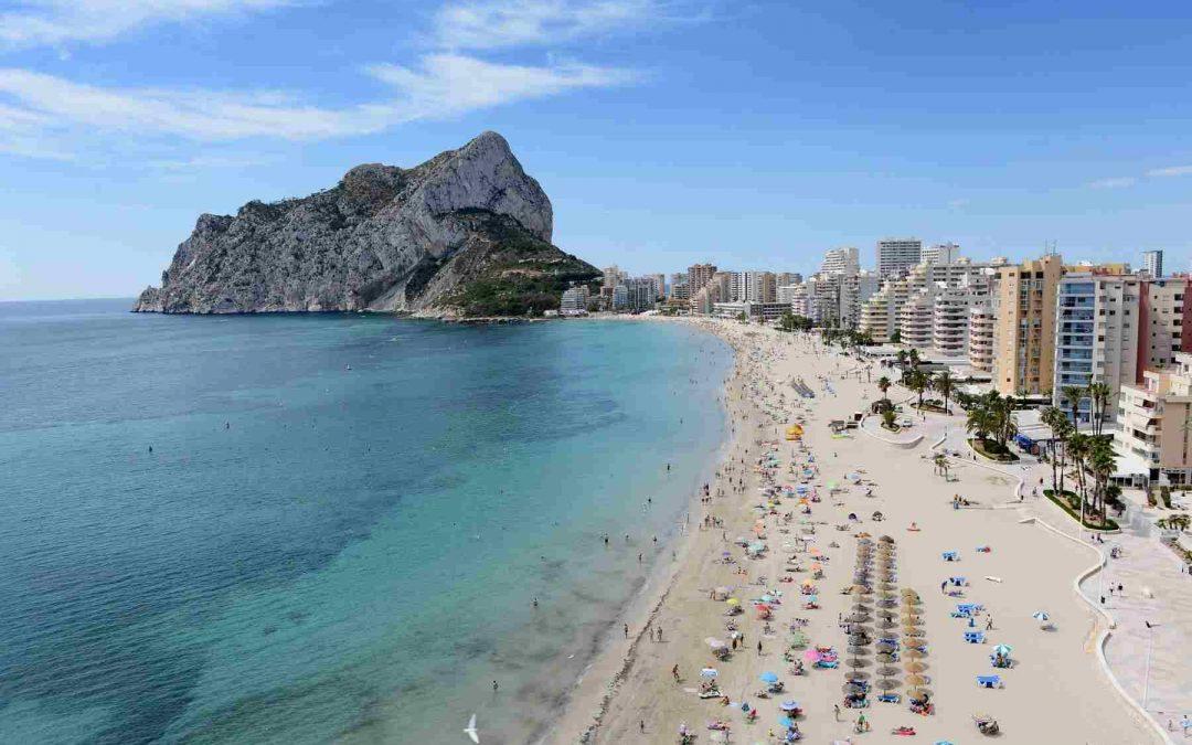 Viajes Supervisados: Costa Blanca: Moraira y Calpe. Del 22 al 26 de Junio