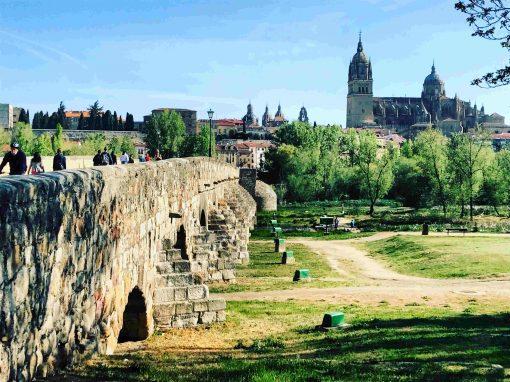 Viaje Supervisado a Salamanca