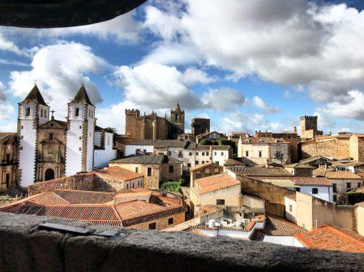 Viaje Supervisado: Cáceres