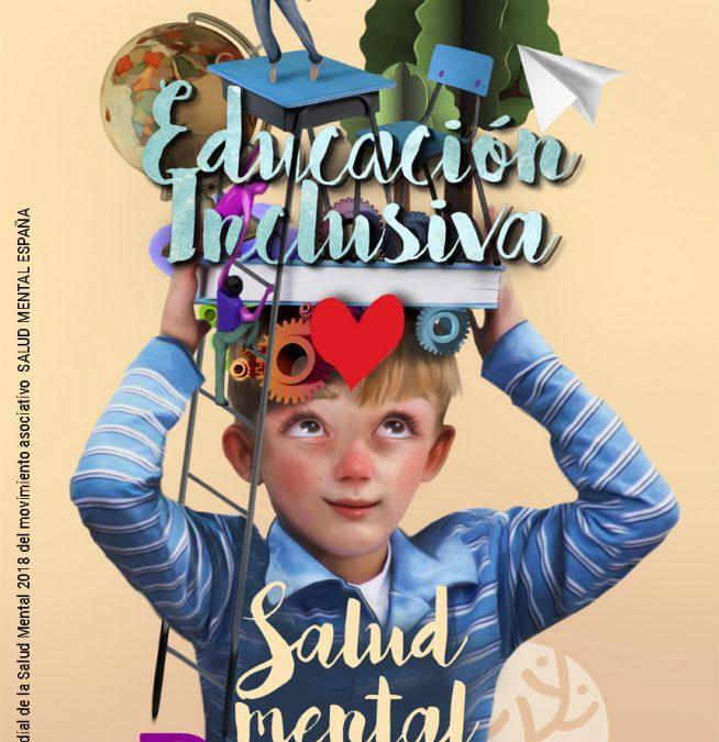 Día Mundial de la Salud Mental: educación inclusiva, salud mental positiva.
