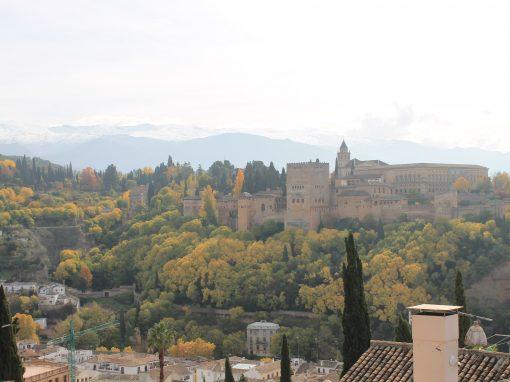 Viaje Supervisado: Granada 2018