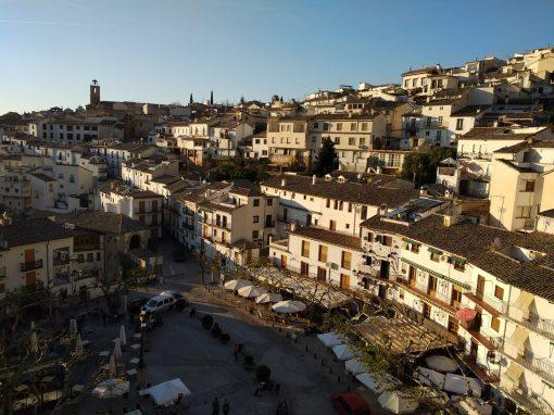 Viaje Supervisado: Cazorla 2019