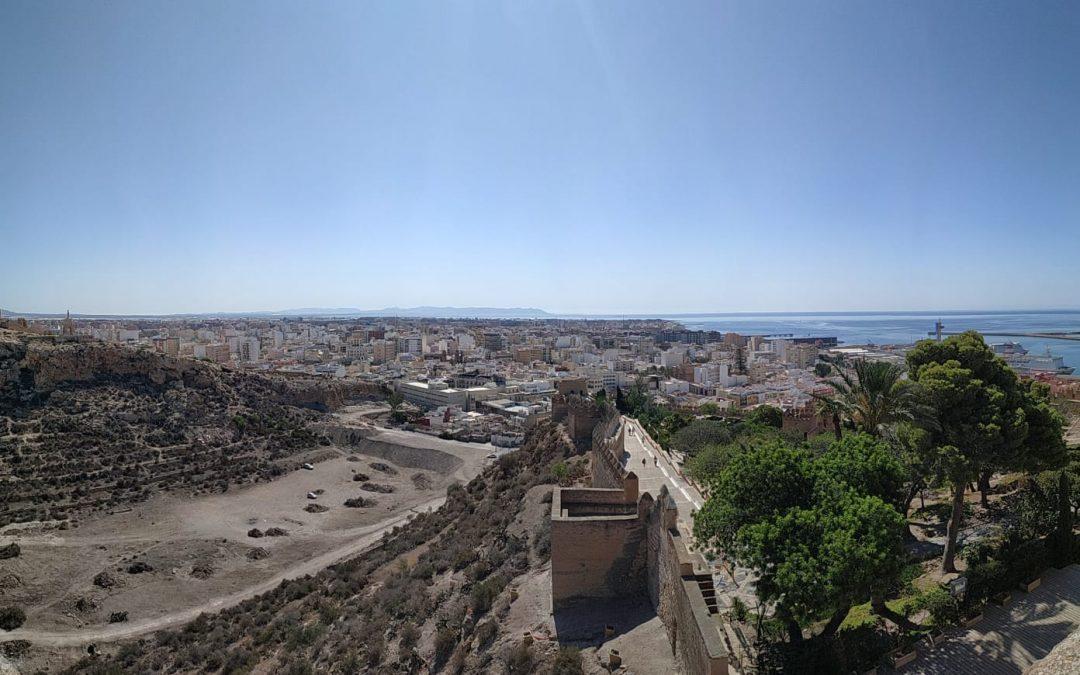 Viaje Supervisado: Almería 2019