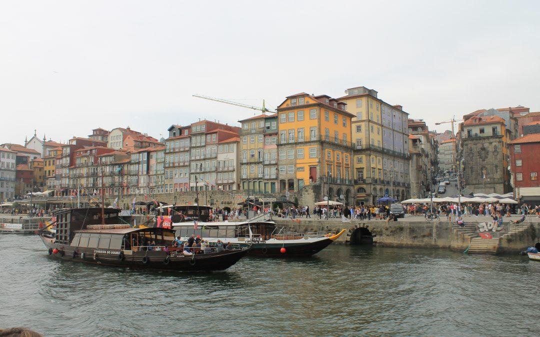 Viaje Supervisado: Oporto 2019